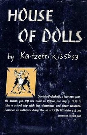 House of Dolls - First English-language edition
