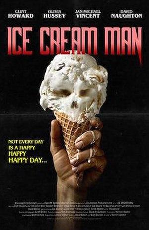 Ice Cream Man (film) - Video cover