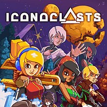 Iconoclasts, a rather awesome Cave Story-like game 220px-Iconoclasts_Cover
