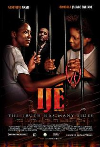 Ijé - Theatrical poster