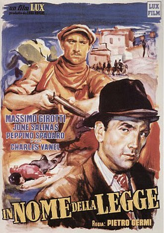 In the Name of the Law (1949 film) - Image: In the Name of the Law (1949 film)