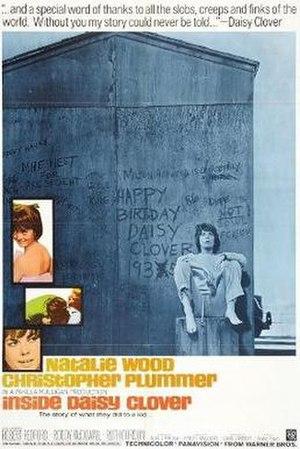 Inside Daisy Clover - Original film poster