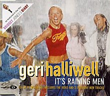 Geri Halliwell - It's Raining Men (studio acapella)