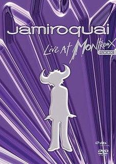 <i>Jamiroquai – Live at Montreux 2003</i> 2007 live album by Jamiroquai