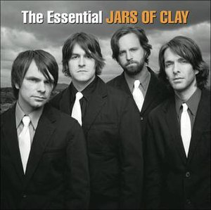 The Essential Jars of Clay - Image: Jarsofclay theessential