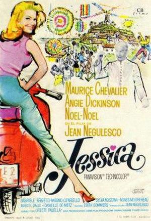 Jessica (film) - Image: Jessica (film) posyrtrt