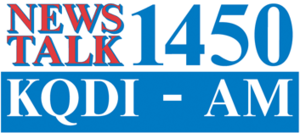 KQDI (AM) - Image: KQDI News Talk 1450 logo