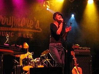 Kate Fenner Canadian singer