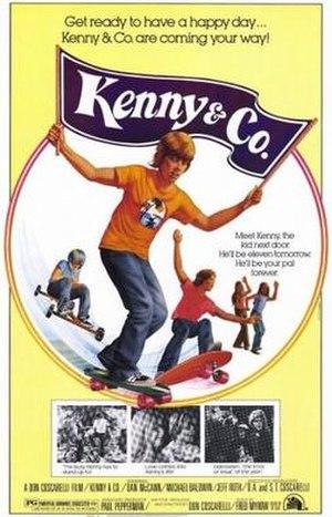 Kenny & Company - Image: Kenny & Company Film Poster