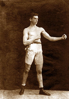 Kid McCoy American boxer