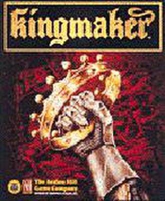 Kingmaker (computer game) - Image: Kingmaker game 1994