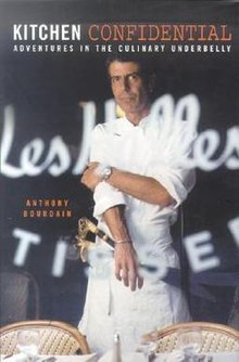 Kitchen Confidential book