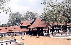 Kodungallur Bhagavathy Temple - Kodungallur Sree Kurumba Bhagavati Temple