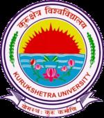 Kurukshetra University logo.png