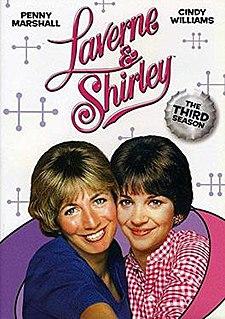 <i>Laverne & Shirley</i> (season 3)