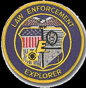 Law Enforcement Exploring - Image: Law Enforcement Exploring