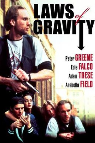 Laws of Gravity (film) - Film poster