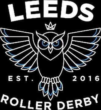 Leeds Roller Derby - Image: Leeds Roller Derby logo
