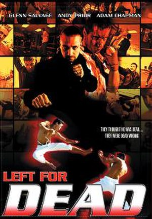 Left for Dead (2005 film) - Image: Left For Deadcover