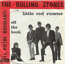 The Rolling Stones — Little Red Rooster (studio acapella)