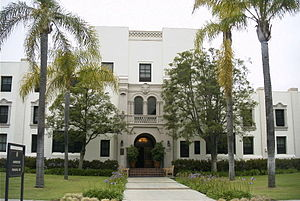 Loyola Marymount University - Xavier Hall