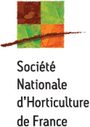 National Horticultural Society of France - Image: Logo, National Horticultural Society of France