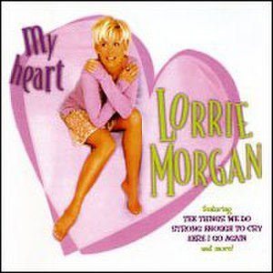 My Heart (Lorrie Morgan album) - Image: Lorrie Morgan My Heart
