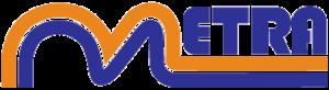 METRA Transit System - Image: METRA logo