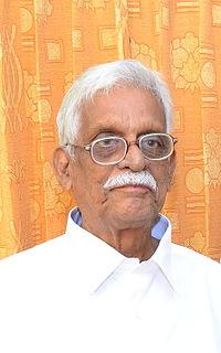 M. R. Chandrasekharan Indian Malayalam literary critic and author