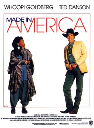 Made in America (1993 film) - Image: Made in America (1993 film) poster