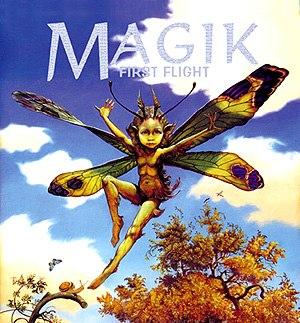 Magik One: First Flight - Image: Magik 1a