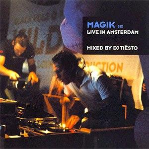 Magik Six: Live in Amsterdam - Image: Magik 6b