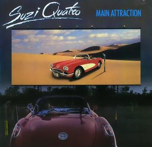 Main Attraction (album) - Image: Main Attraction
