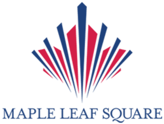 Maple Leaf Square - Image: Maple Leaf Square logo