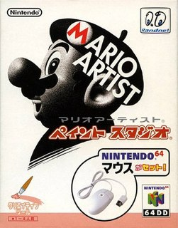 <i>Mario Artist</i> video game series