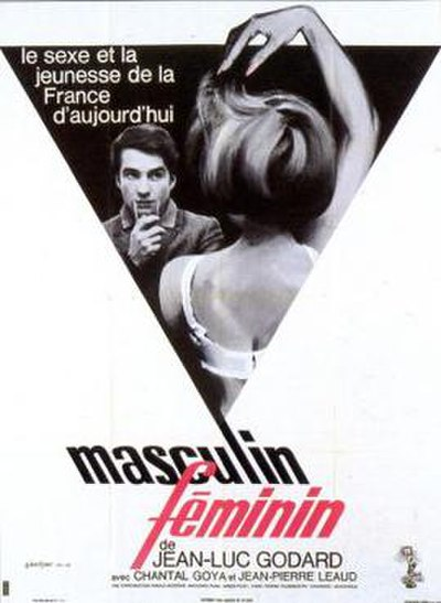 Picture of a movie: Masculin Féminin