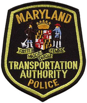 Maryland Transportation Authority Police - Image: Md TA Patch