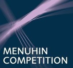 Yehudi Menuhin International Competition for Young Violinists - Image: Menuhin Competition logo