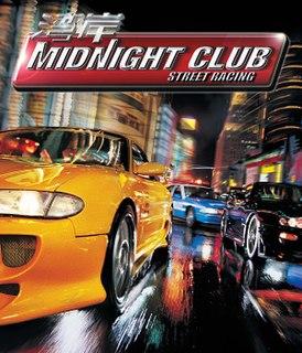 <i>Midnight Club: Street Racing</i>