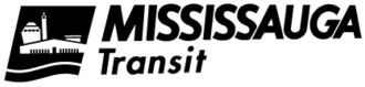 MiWay - Like most other city owned vehicles, transit buses are also identified by a version of the corporate logo