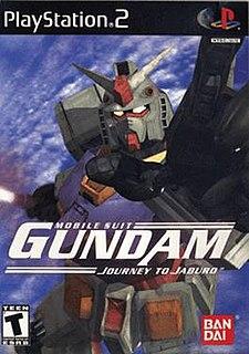 <i>Mobile Suit Gundam: Journey to Jaburo</i>