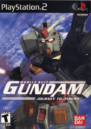 Mobile Suit Gundam: Journey to Jaburo - Image: Mobile suit gundam journey to jaburo coverart