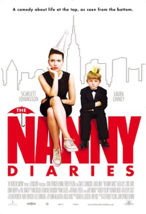 The Nanny Diaries (film) - Theatrical release poster