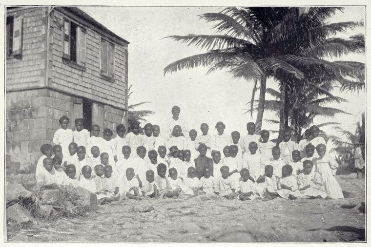 Nevis School1899