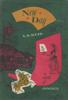 <i>New Day</i> (novel) book by Victor Stafford Reid