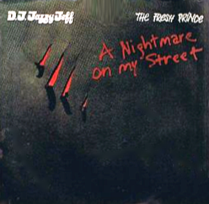 A Nightmare on My Street - Image: Nightmare On My Street Cover