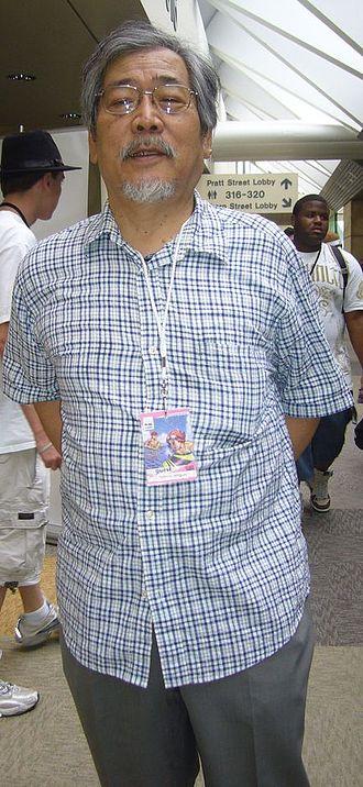 Noboru Ishiguro - Ishiguro at Otakon 2009