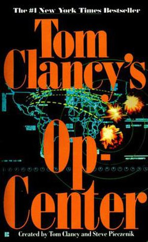 Tom Clancy's Op-Center (novel) - First edition