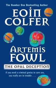 Artemis Fowl The Opal Deception Wikipedia