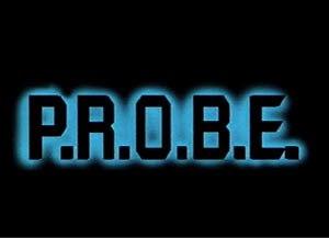 P.R.O.B.E. - logo for the series